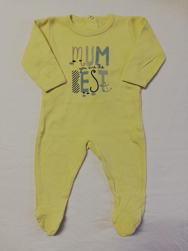 Pyjama taille 3 mois