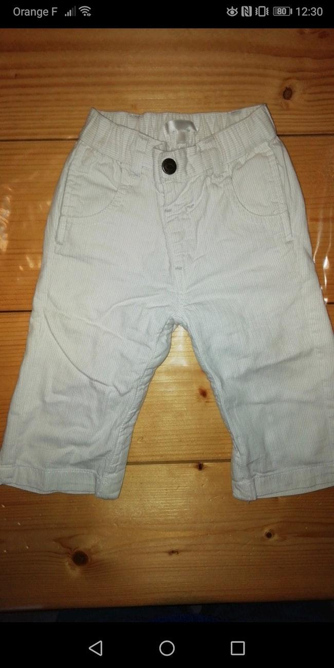 Lot de 3 pantalons 12 mois