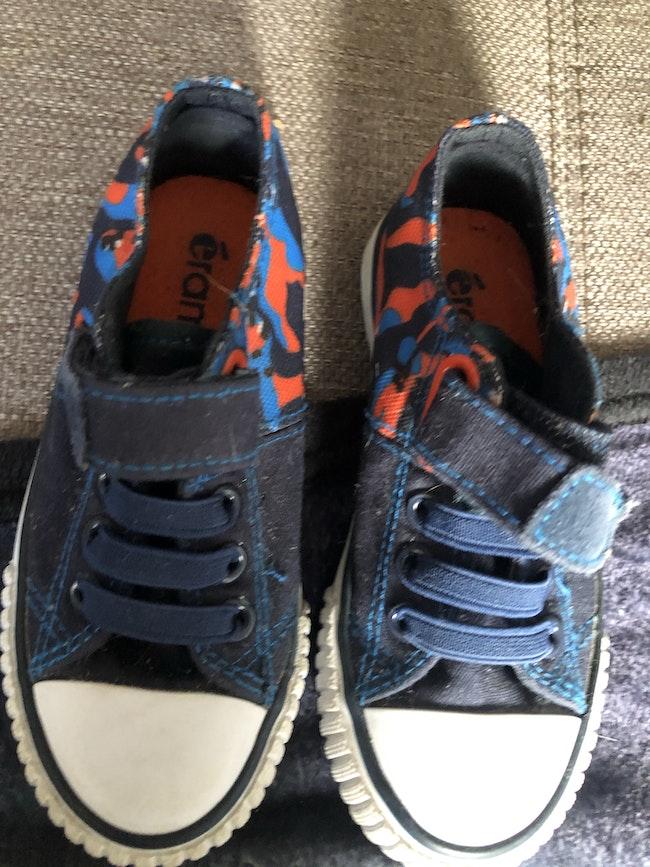 Chaussure à scratch 26 étam