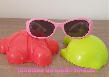 🌞😎magnifique lunettes de soleil fillette 😎🌞