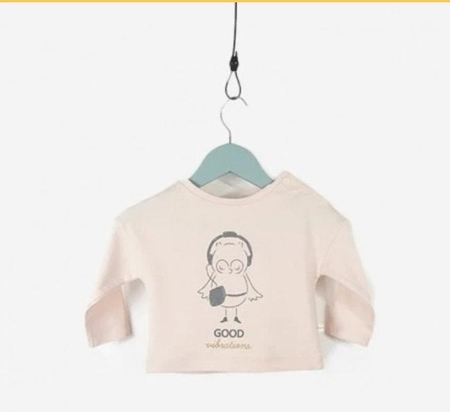 T_shirt rose