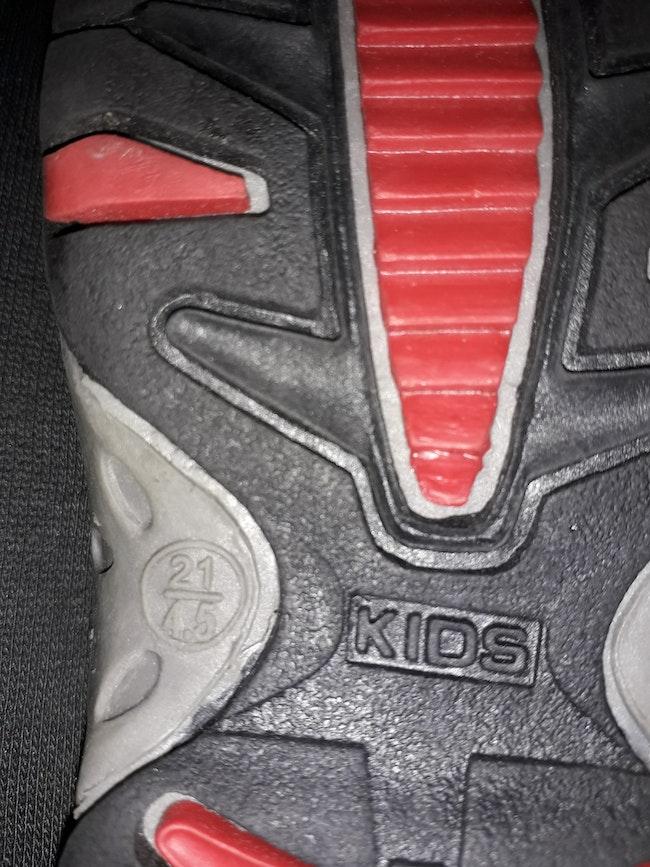Bottes chaudes kids  pointure 21