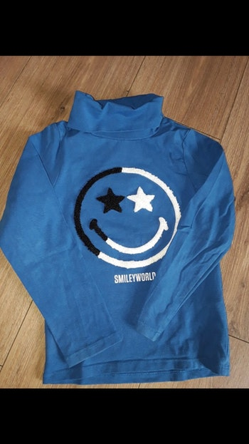 Sous pull smiley