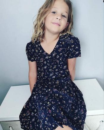 10 ans fille robe
