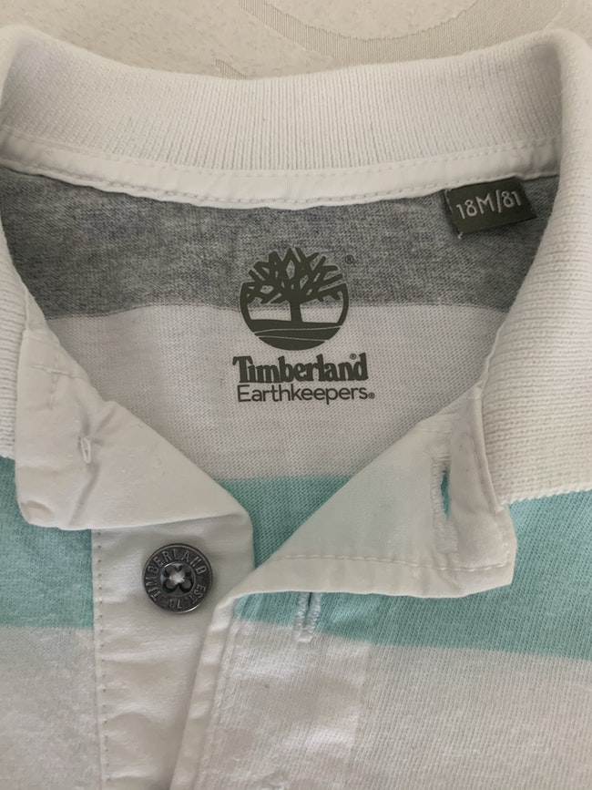Polo Timberland taille 18 mois
