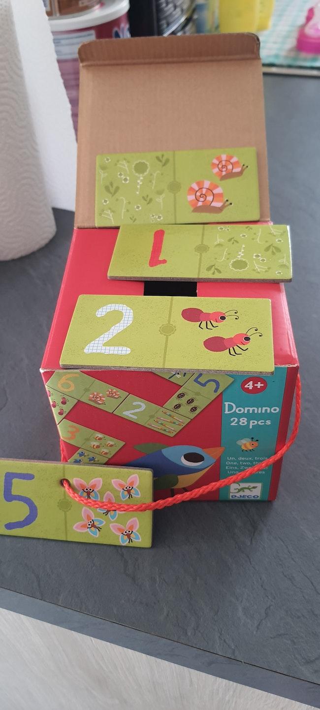 Jeux de domino 28 pcs
