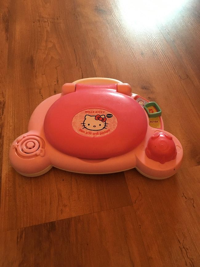 Ordinateur Hello Kitty