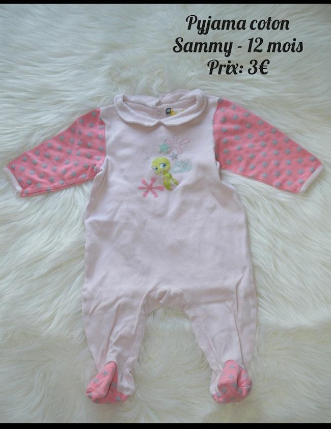 Pyjama Sammy & co