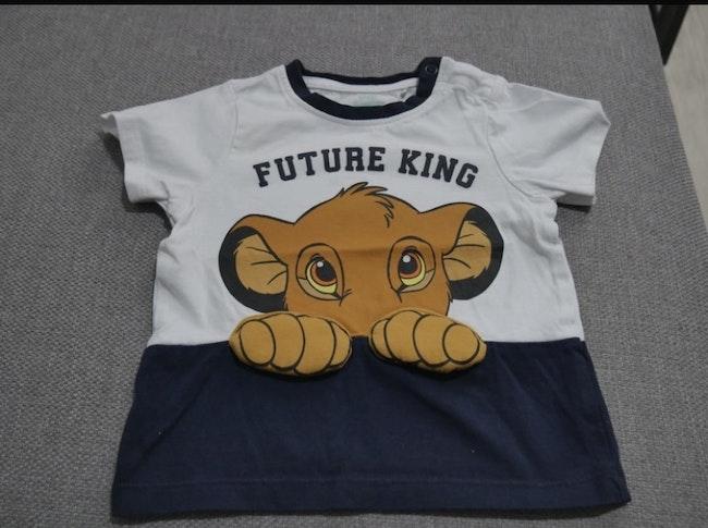 Tee shirt le roi lion