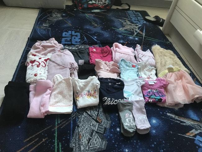 Vêtements bébés filles 3 mois