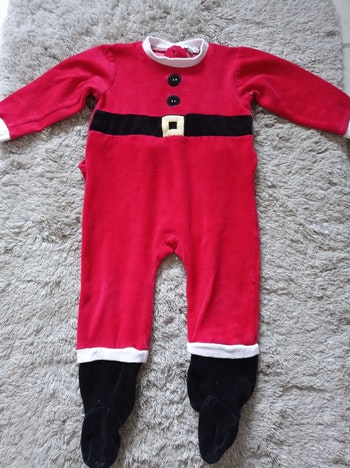 Pyjama de Noël taille 86 cm