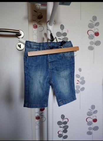 Short bermuda jean
