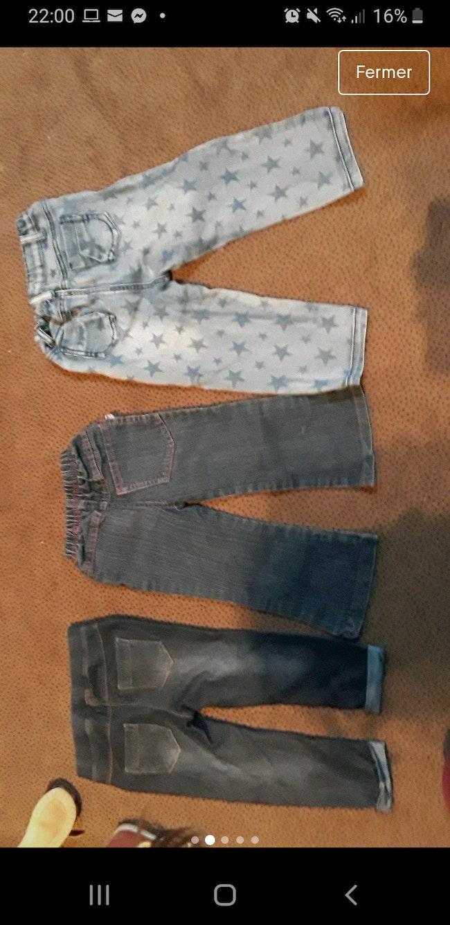 Jeans fille de 24mois