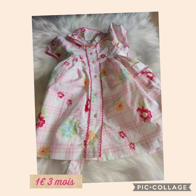 Robe 3 mois