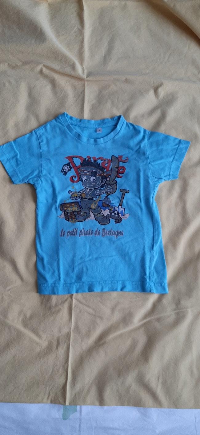 T-shirt Bretagne