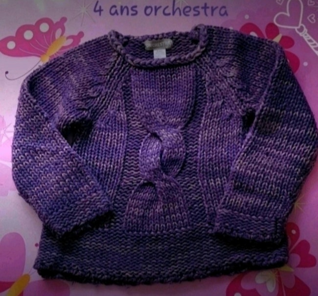 Pull 4 ans orchestra