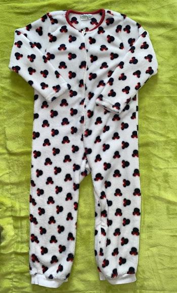 Sur-pyjama // Combinaison Minnie Mouse