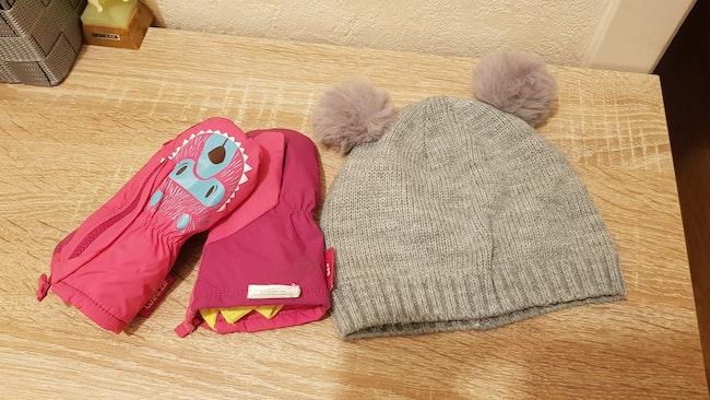 Bonnet +gants