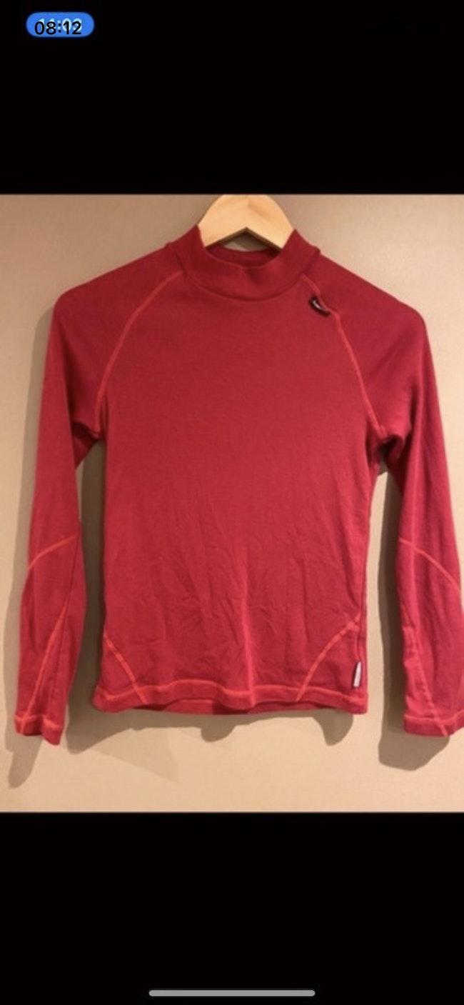 T-shirt rose Wed'ze