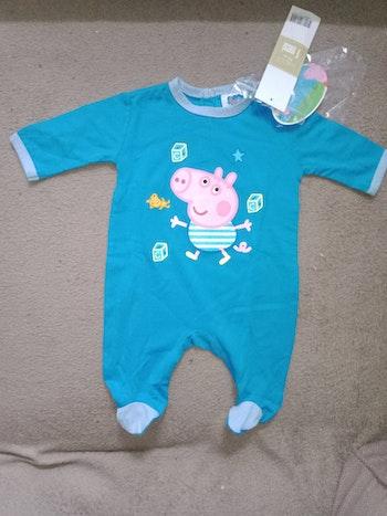 1 mois pyjama George Peppa pig