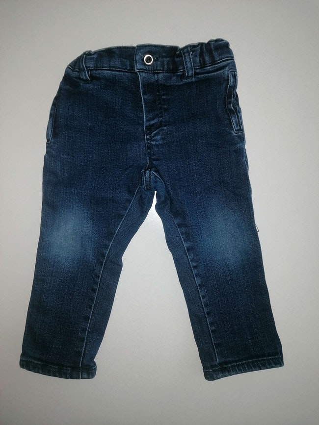 Jeans vertbaudet.