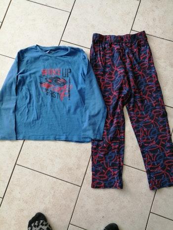 Lot de 5 pyjamas 8 ans