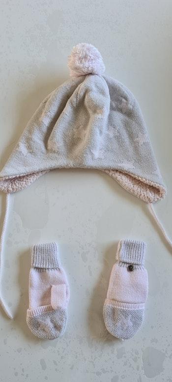 Bonnet gants 2-4 ans