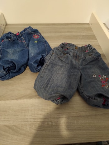 Lot 3 pantalon