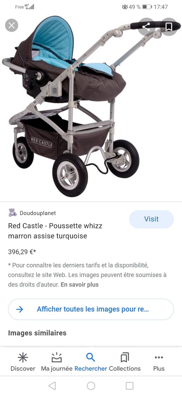 Poussette