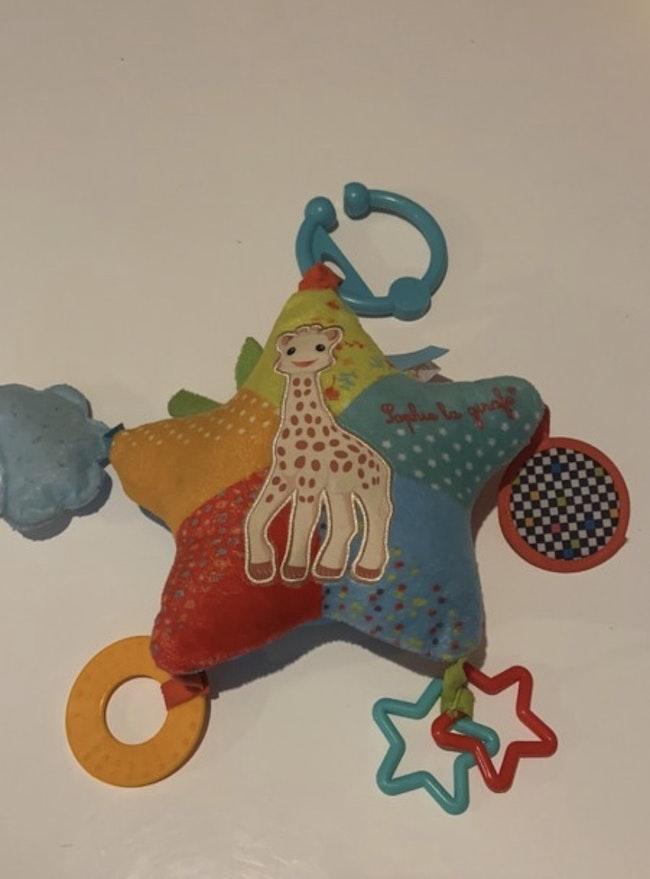 Jouet sensoriel Sophie la Girafe