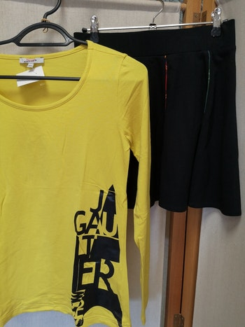Ensemble Gaultier junior 14 ans