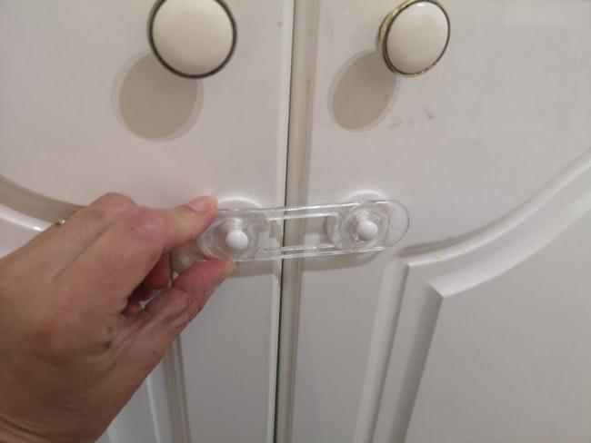 Protection porte