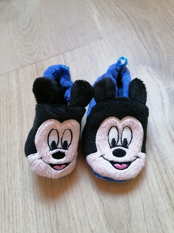 Chausson mickey 6mois