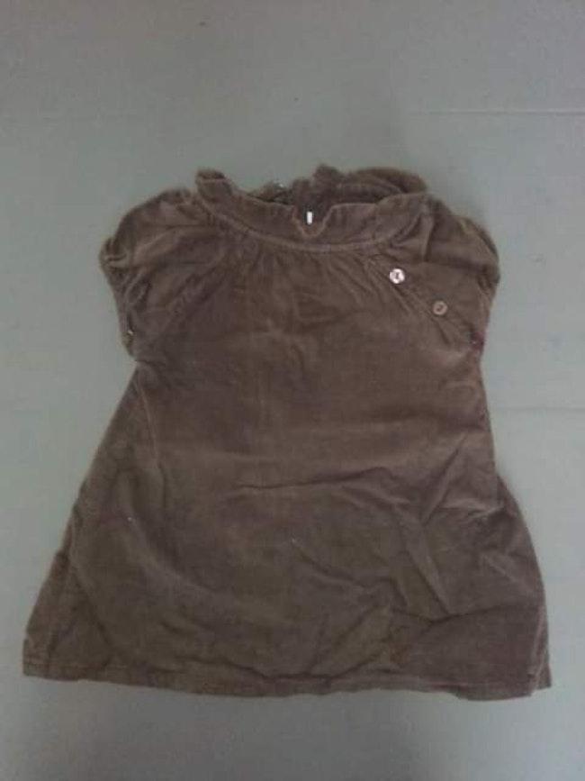 Robe fille 1 mois 54 cm