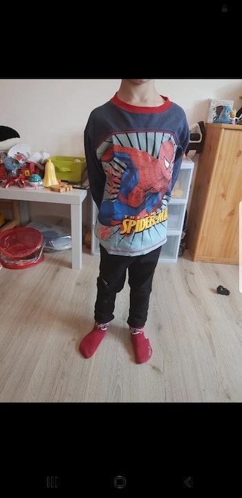 Pull spiderman
