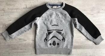 Sweat 4 ans Star Wars