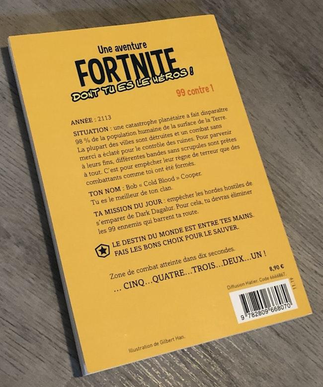 Livre Fortnite
