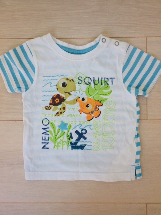 T-shirt Némo 18 mois