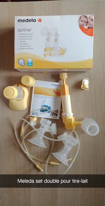 Accessoires pour tire-lait Medela