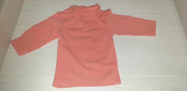 T shirt col roulé