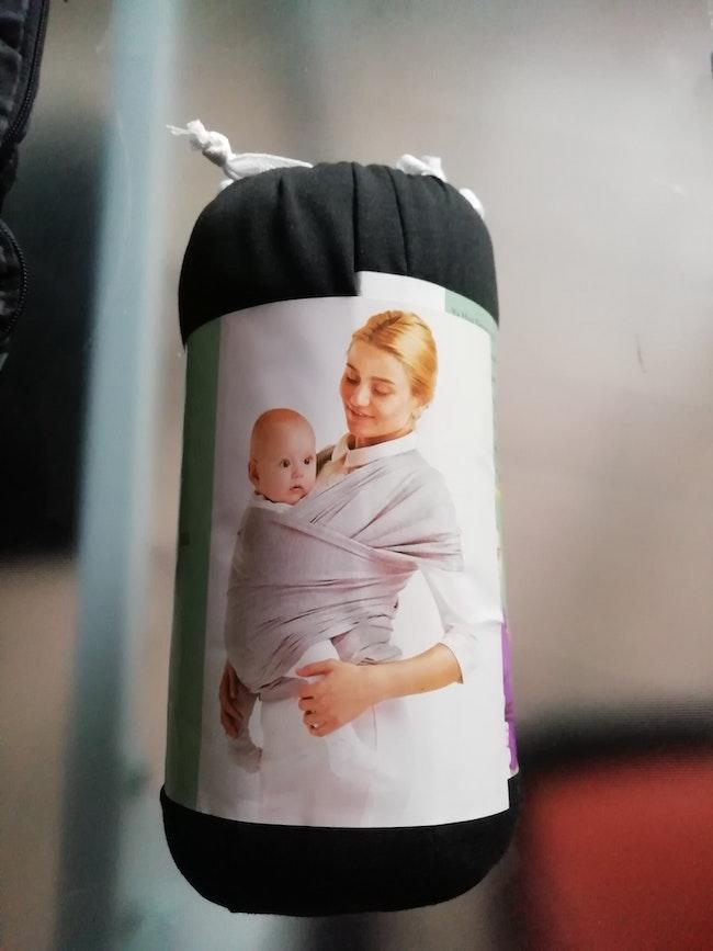 Écharpe porte bébé