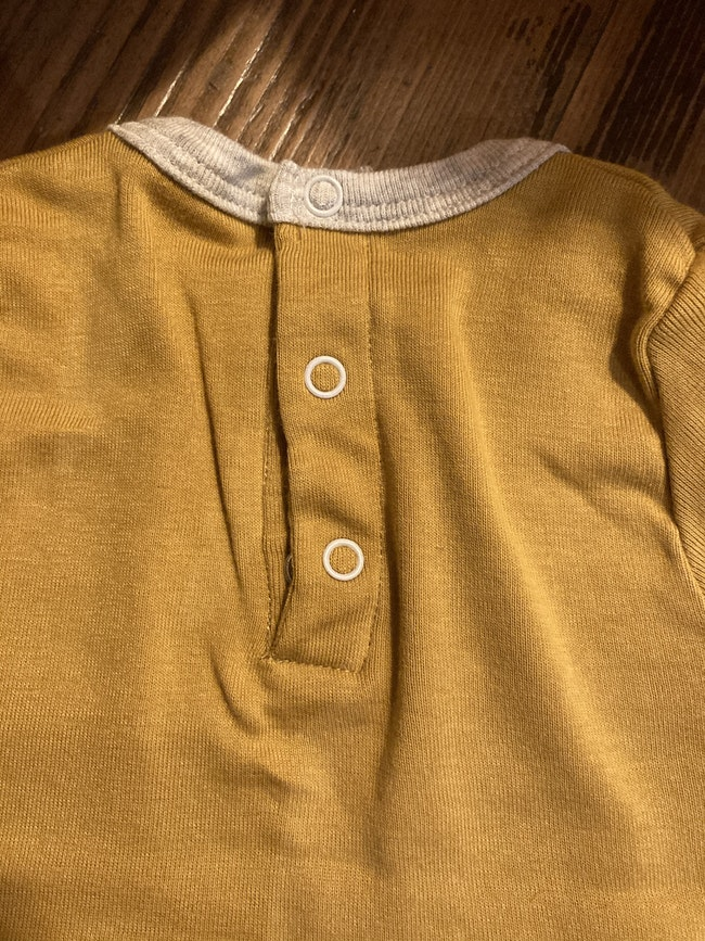 Teeshirt manche longue Petit Bateau 3mois