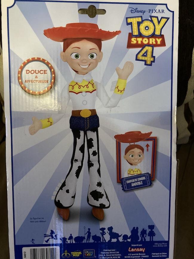 Jessy la cow girl de toy story