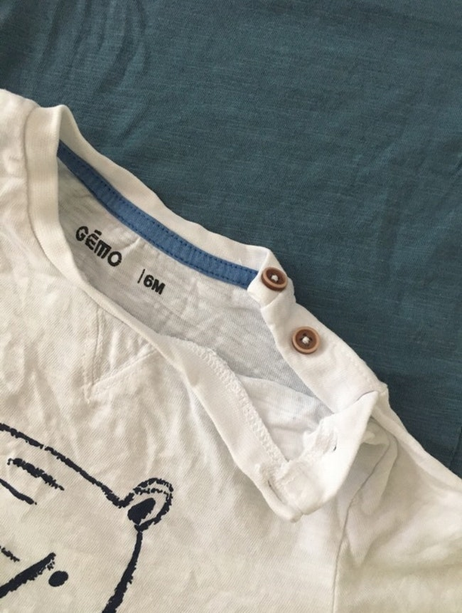 Tee-shirts manches longues 6 mois