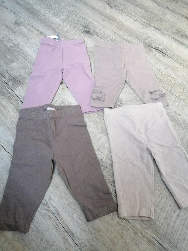 4 leggings