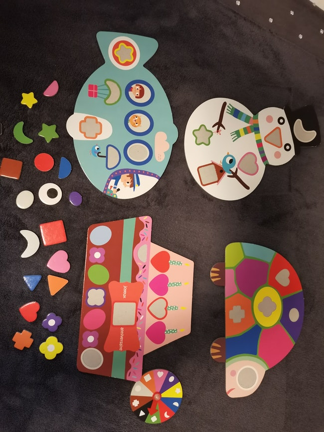 Formes et couleurs