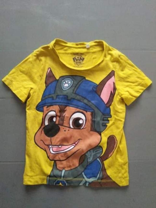 Tee shirt garçon Paw Patrol 6 ans 116 cm