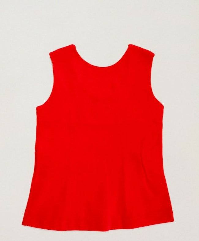 """Robe coupe type """"Courrèges"""" / 4 ans"""