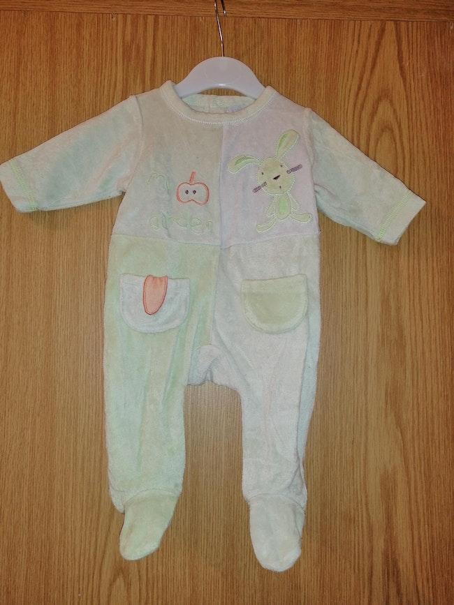 Pyjama garçon 1mois