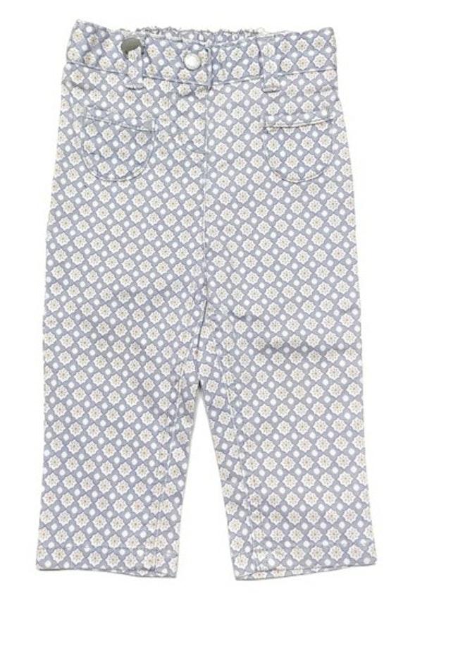 Pantalon multicolore